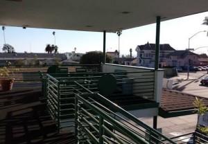 Travelers Beach Inn - Views From 2nd Floor